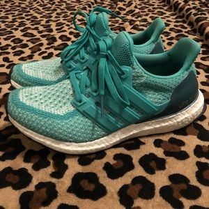 Adidas Turquoise Ultra Boost